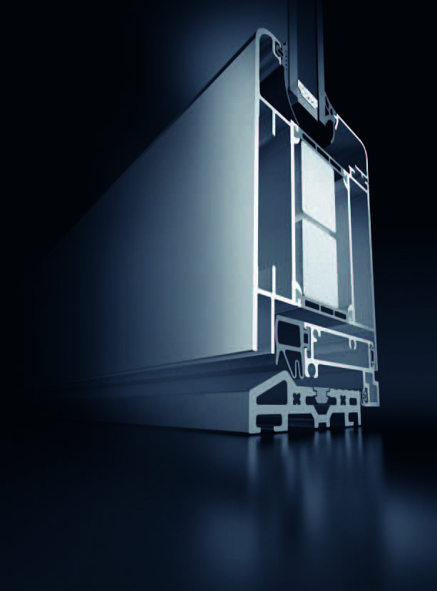 Porte e finestre in alluminio finart serramenti - Porte e finestre in alluminio ...