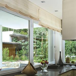 Porte e finestre in pvc alluminio e pvc legno finart - Porte e finestre in pvc ...