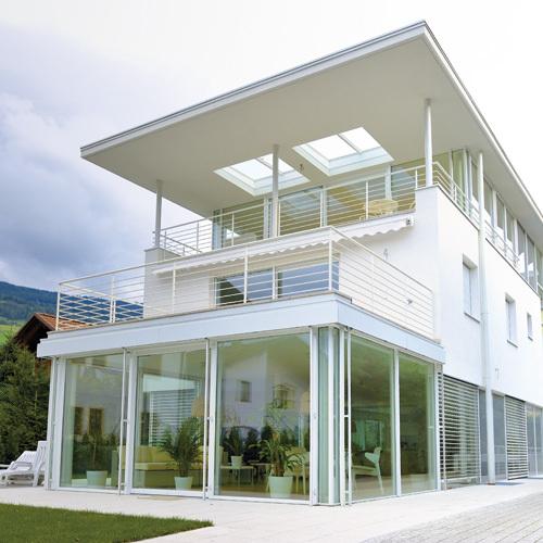 Porte e finestre in pvc alluminio e pvc legno finart serramenti - Porte e finestre in alluminio ...